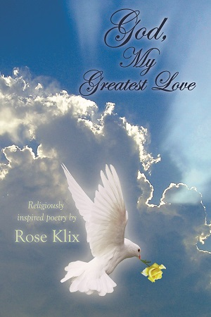 God, My Greatest Love poetry book